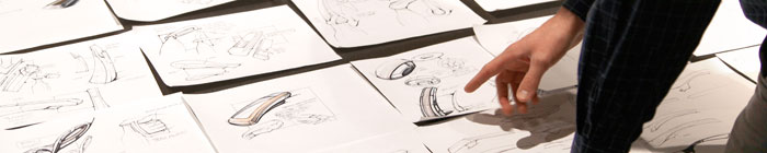 Concept Sketches - Exploring function and broad ideas
